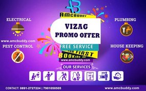 FREE Service for First Booking
