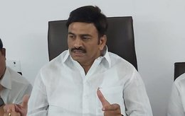 Fearing threats from own party, YSRCP MP Raghu Ramakrishna Raju asks Speaker for security