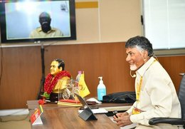 Telugu Desam Party demands Bharat Ratna for NTR