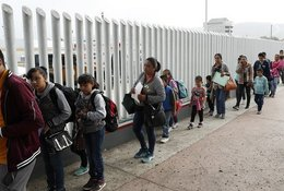 Mexico deports 311 illegal immigrants back to India