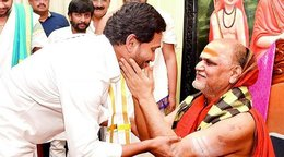 Fresh row erupts as Tirupati temple gifts precious land to Andhra Pradesh CM YS Jagan Mohan Reddy Guru