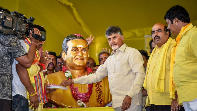 NTR's family still holds a significant place in AP political arena